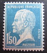 LOT DF/269 - 1923 - PASTEUR - N°181 NEUF* - 1922-26 Pasteur