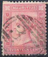 Stamp MAURITIUS Used  Lot#43 - Mauritius (...-1967)