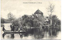 LA ROCHE SUR YON - CHATEAU FROMAGE - L'Etang - France