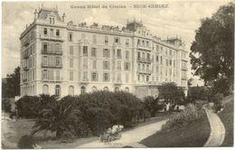 06 /CPA : Nice Cimiez - Grand Hotel De Cimiez - Cafés, Hotels, Restaurants