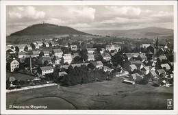 Altenberg (Erzgebirge) Überblick über Die Stadt Mit Kriche - Altenberg