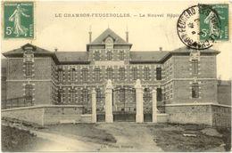 42 /CPA  : Le Chambon Feugerolles - Le Nouvel Hopital - Le Chambon Feugerolles