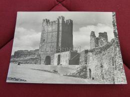 Richmond Castle Yorkshire England - England