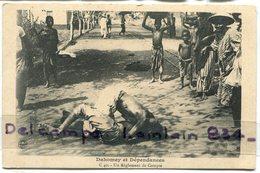-  C 40 - Dahomey Et Dépendances - Bénin Un Règlement De Compte, Animation, Non écrite, TTBE, Scans.. - Dahomey