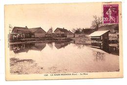 LA MARE HERMIER - La MARE - LAVOIR - France