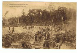 MINES De Diamants Au KASAI - Belgisch-Congo - Varia