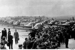 Militaria WW2  - Régiment Normandie-Niemen - Retour Du Neu-Neu Au Bourget En Juin 1945 - 1939-45