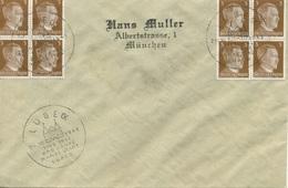 Germany Storia Postale  1943 - Deutschland