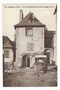 LAPALISSE   (cpa 03)   Ancienne Hostellerie Du Puits De L'image -   - L 1 - Lapalisse