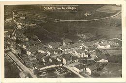 38/ CPSM : Diemoz - Le Village - Diémoz