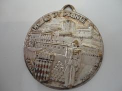 MONACO . - . PALAIS DU PRINCE - Tokens & Medals