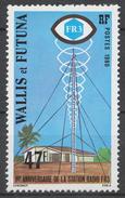 Wallis And Futuna 372** RADIO STATION - Ungebraucht