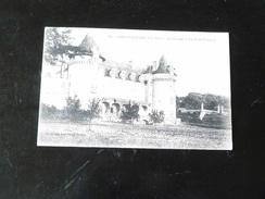 SAINT PORCHAIRE     LE CHATEAU DE LA ROCHE COURBON - Francia