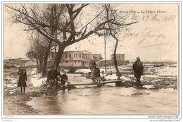 MONASTIR ..-- SERBIE ..-- MILITARIA ..--  Le Dragor L´ Hiver . 1918 . Voir Texte Militaire Vers France . - Serbie