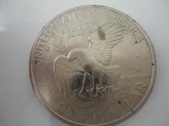 ONE DOLLAR - E-PLURIBUS UNUM.  1971 - United States