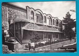 Castellammare Di Stabia - Monte Faito Cinema Auricchio - VG - Napoli (Naples)