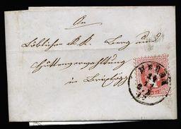 A4747) Österreich Austria Brief Von Meran 14.12.72 - 1850-1918 Imperium
