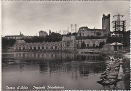 CARTOLINA - POSTCARD - MILANO - TREZZO D' ADDA - IMPIANTI IDROELETTRICI - Milano (Milan)
