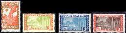 Guyane 1929 Yvert 114 - 125 - 127 - 127A ** TB - Unused Stamps
