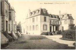 35/ CPA - Saint Enogat - Hotel De La Mer - Altri Comuni