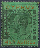 Stamp Used Lot#89 - Chypre (...-1960)