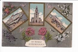 Un Bonjour D'EPERNAY (carte Multi-vues) - Epernay