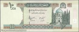 TWN - AFGHANISTAN 67b2 - 10 Afghanis 2004 UNC - Afghanistan