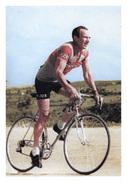 CARTE CYCLISME SILVIO PEDRONI 1952 - Cycling