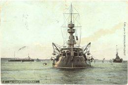 Bateau Guerre / CPA - Le Jaureguiberry - Warships