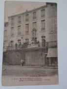 La Mairie Et La Caisse D'épargne  De PERONNE Installées à Castelnaudary ( 1918-1919) - Peronne