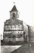 CPA N°4331 - LOT DE 2 CARTES DE CHADENAC - L' EGLISE ET LE PORCHE DU XIIe SIECLE - Andere Gemeenten