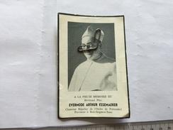 17W -  Evermode Arthur Essemaeker Chanoine Ordre Prémontré Né Alsemberg DVD Uccle 1961 - Avvisi Di Necrologio