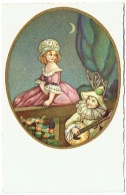 """Illustrateur.  Enfants. """"Pierrot & Colombine"""". - 1900-1949"""