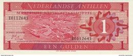 NETHERLANDS ANTILLES 1 GULDEN 1970 P-20 UNC [AN102a] - Netherlands Antilles (...-1986)