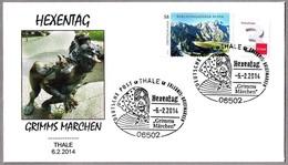 BRUJA - WITCH - SORCIÈRE. HERMANOS GRIMM. Thale 2014 - Mythology