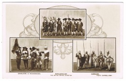 RB 1167 -  Real Photo Postcard British Empire Exhibition London - Military History - Exhibitions
