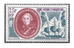 SAINT PIERRE ET MIQUELON PA N°50 - NEUF * - Neufs