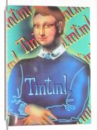 TINTIN - LA JOCONDE - TINTINA LISA - CREATION ARTUS PIXEL - Bandes Dessinées