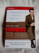 Dvd Zone 2 Monk - Saison 3 (2004) Vf+Vostfr - Séries Et Programmes TV
