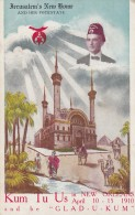 Shriners Convention New Orleans 1910, Freemason Organization, C1910 Vintage Postcard - Evénements
