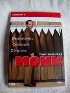 Dvd Zone 2 Monk - Saison 4 (2005) Vf+Vostfr - Séries Et Programmes TV