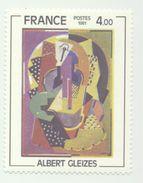 2137 - Série Artistique - Albert Gleizes (1981) - Frankreich