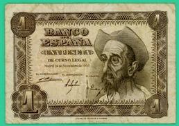 1 Peseta - Espagne - Madrid 19 Novembre 1951 - N° P2914443 - TB+ - - [ 3] 1936-1975 : Regency Of Franco