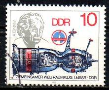 RDA. N°2029 De 1978 Oblitéré. Einstein. - Albert Einstein
