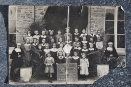 978/  BOVIGNY - Ecole Adoptée (état ...) - Gouvy