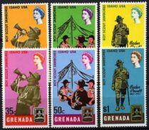 Grenada, 1968, SG 283 - 288, Complete Set Of 6, MNH - Grenada (...-1974)