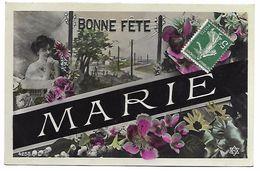Bonne Fête MARIE - 4255 - Prénoms