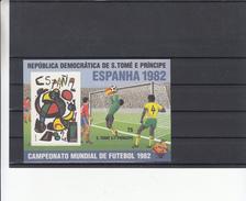 S.Tome E Principe - Coupe Du Monde