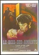 Carte Postale (cinéma Affiche Film) Le Bois Des Amants (Laurent Terzieff - Erika Remberg) - Affiches Sur Carte