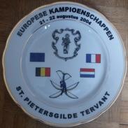 Schuttersbord Boogschieten E.K. Tervant (limburg) - Tir à L'Arc